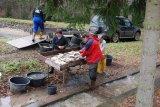 Fischbesatz 13.11.2010
