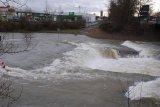 Hochwasser 08.01. - 15.01.2011