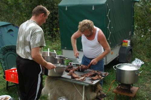 Abangeln und Sommerfest 2006